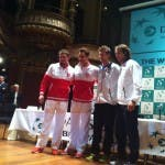 Wawrinka-Federer e Seppi-Lorenzi, Ginevra 2014