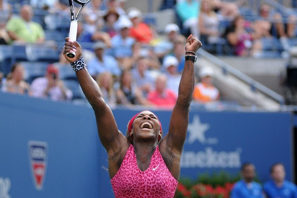 Serena Williams supera Hingis nel numero di settimane al n. 1