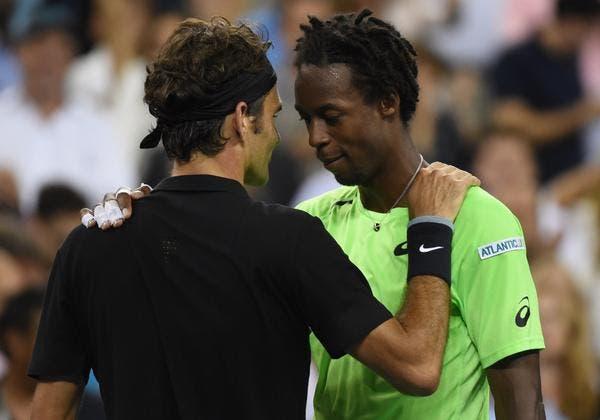 Federer e Monfils a fine gara allo Us Open