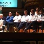 Team italiano di Coppa Davis, Ginevra 2014