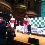 Federer, Wawrinka e Fognini, Ginevra 2014