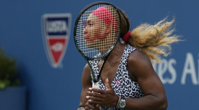 Serena Williams, US Open 2014 (foto ART SEITZ)