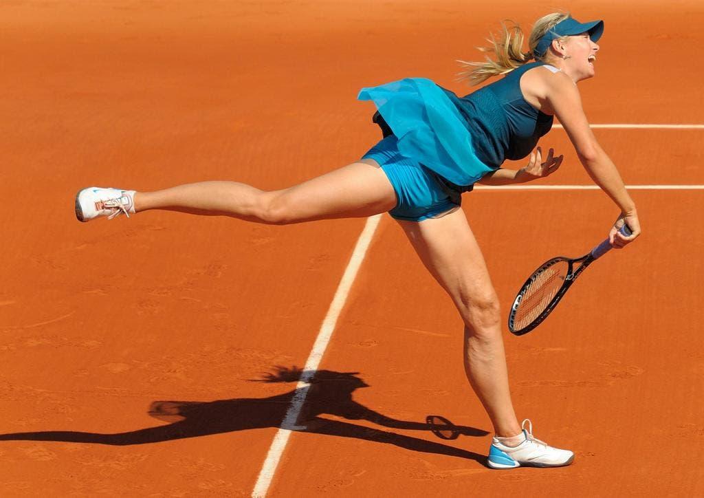 Maria Sharapova e le superfici: terraiola o no?