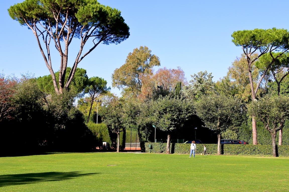 Il Tennis Club Parioli di Roma
