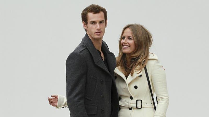 Andy Murray e Kim Sears
