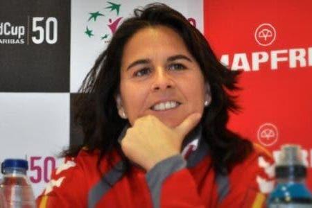Conchita Martinez silurata dalla federazione spagnola