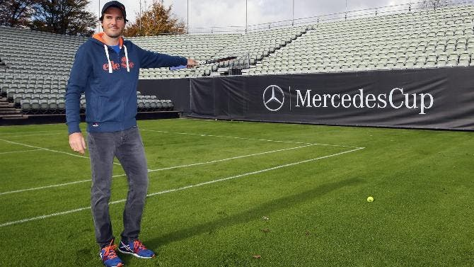 Tommy Haas, Mercedes Cup