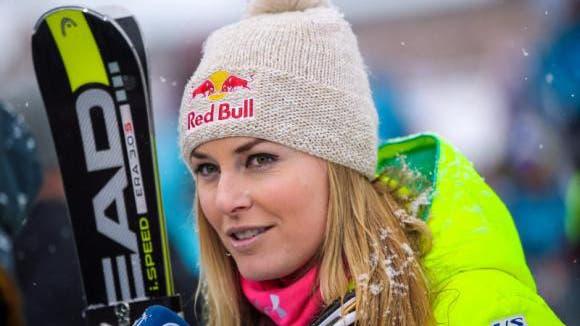 Lindsey Vonn, un rientro  da Goat dello sci alpino