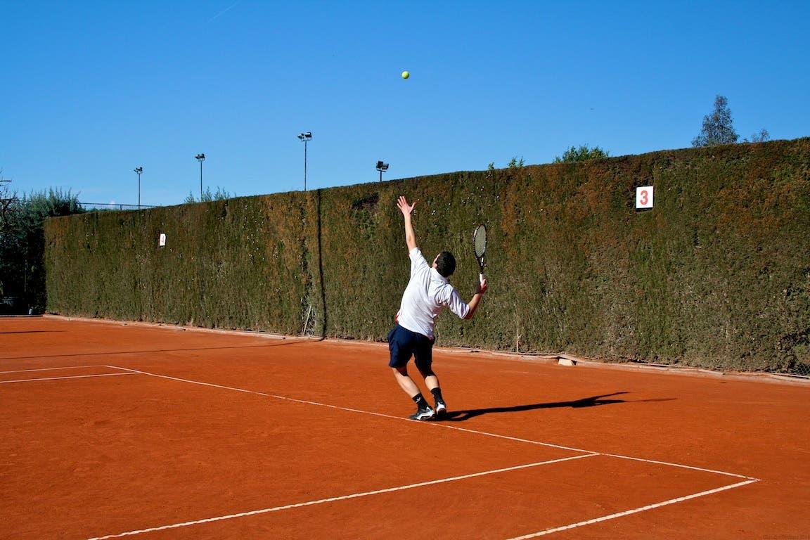 Tennis di periferia, Roma