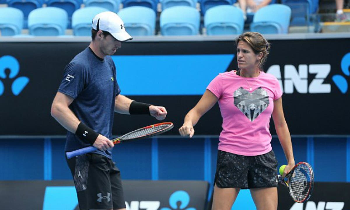 Murray e Mauresmo: i brutti commenti dietro una scelta controcorrente