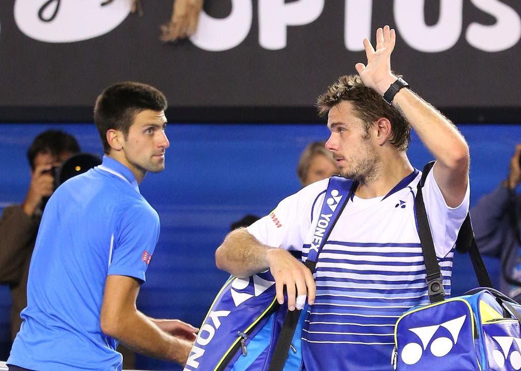 Djokovic e Wawrinka ripartono da Abu Dhabi