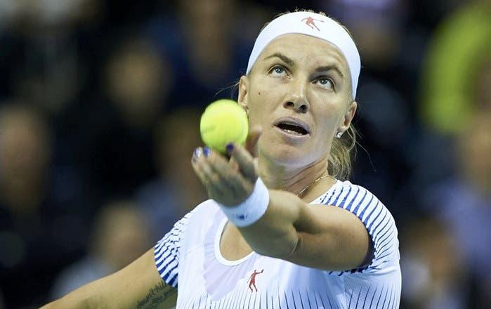 WTA Mosca: solo Gavrilova fra Kuznetsova e Singapore