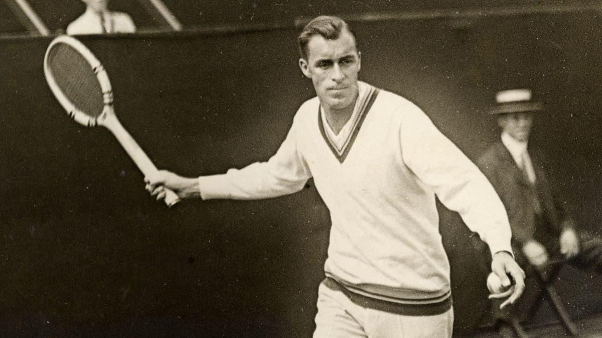 """Bill Tilden e """"Il Codice del Tennis"""" il libro che non c era"""