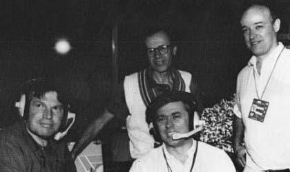 Tommasi, Clerici, Lombardi e Scanagatta a Melbourne