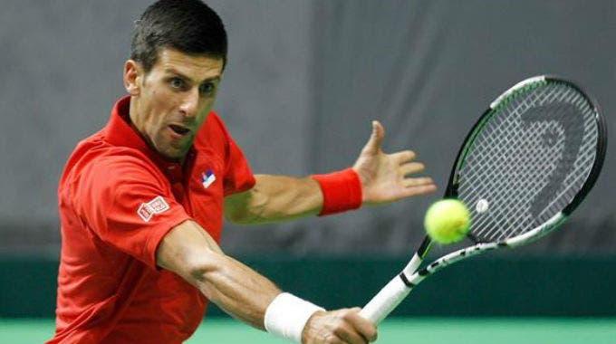 Coppa Davis Serbia Ok Murray E Ward Perfetti Eroico