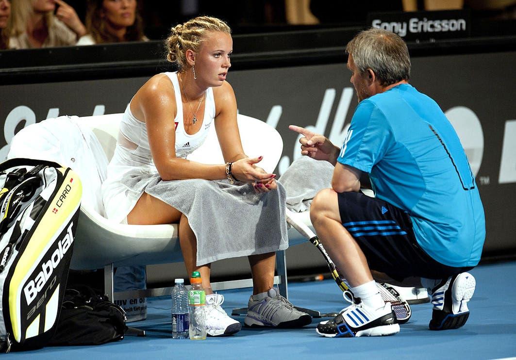"""Parla papà Wozniacki: """"Caroline potrebbe ritirarsi a fine stagione"""""""