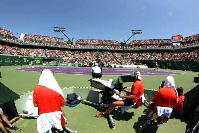 Ancora guai per il Miami Open, riaffiora l'ipotesi del trasloco