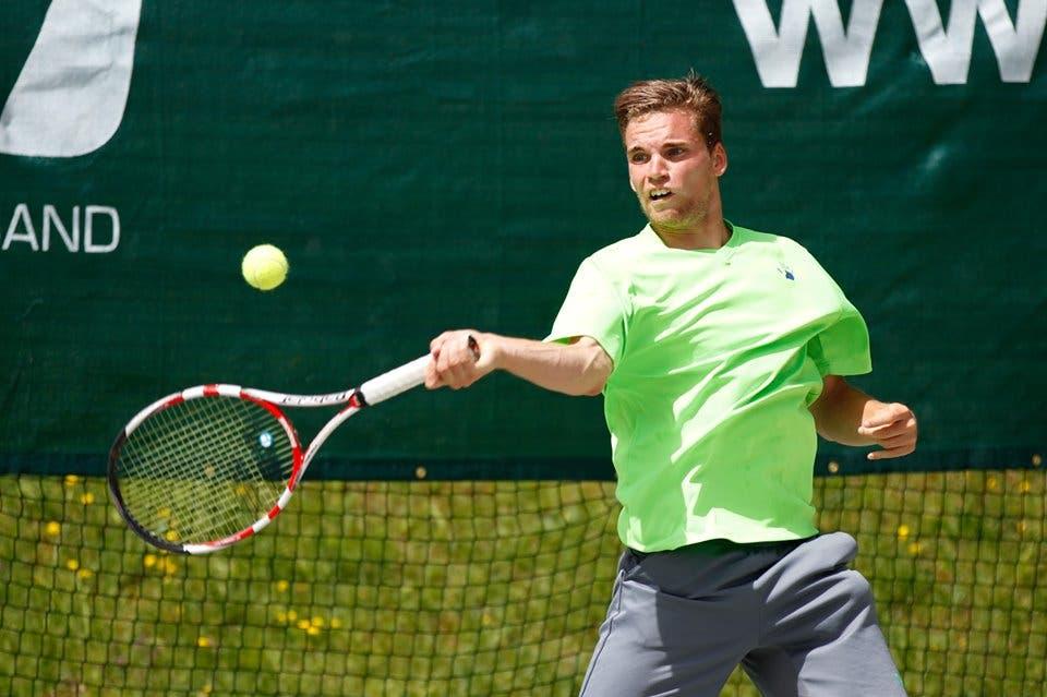 ITF Futures: Bellotti batte Crepaldi. Hemery vince a Santa Margherita