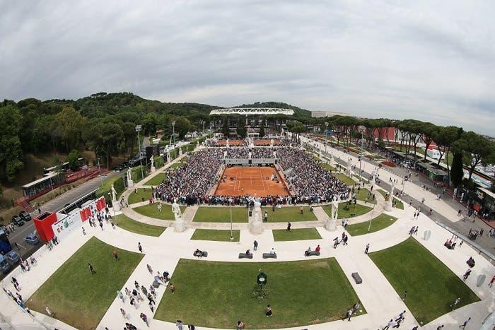 Foro Italico: Tennis & Friends per lo sport e la prevenzione