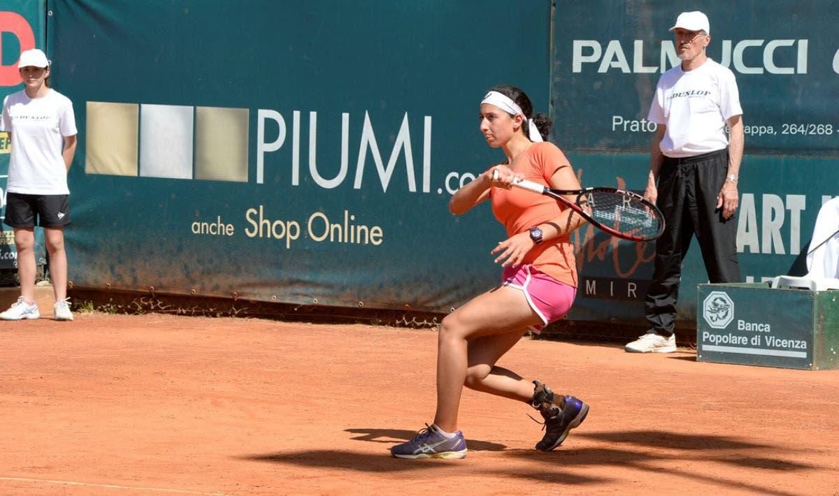 """la favola di Ines Ibbou: """"Nel mio paese sono una star, senza rimorsi"""" - Ubi Tennis"""