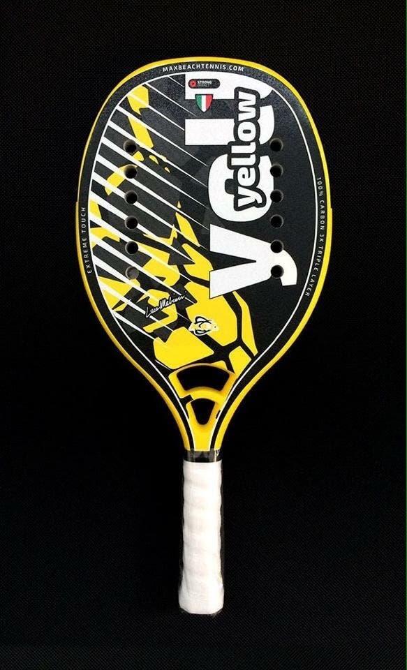 6bd98f0a808a Test Beach Tennis  MBT Yellow