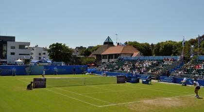 ATP Nottingham, WTA Eastbourne in Tennis