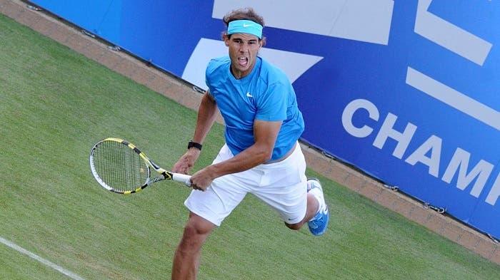 Rafael Nadal salterà il Queen's