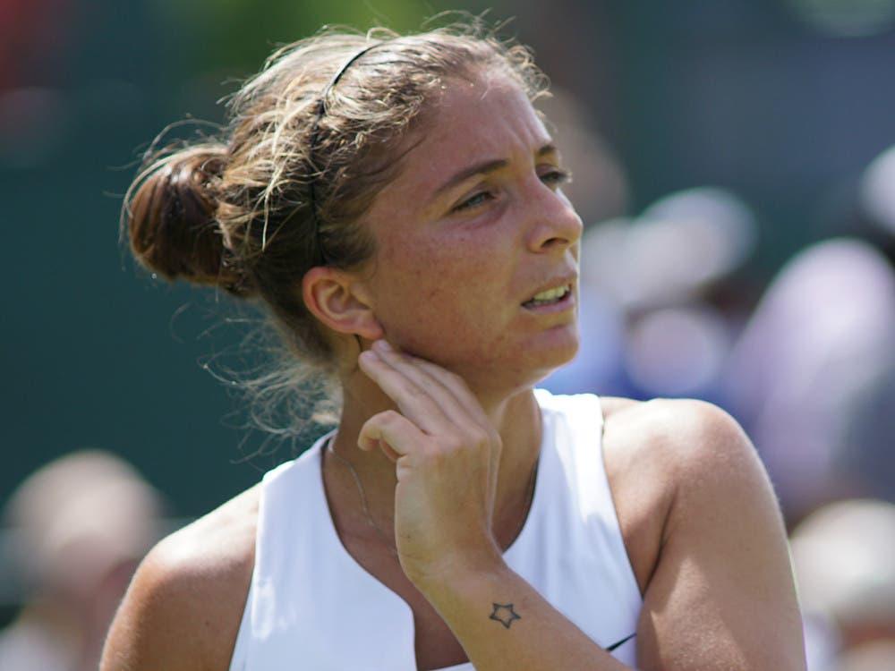 WTA Washington: rimpianto Errani, falliti 3 match point