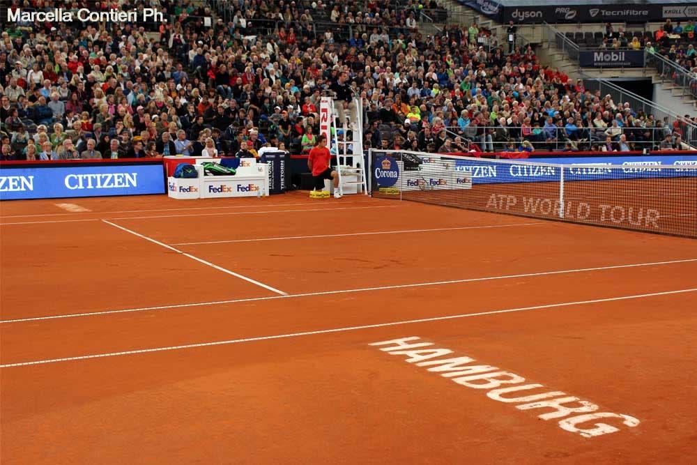 Il torneo di Amburgo non si muove, almeno per ora