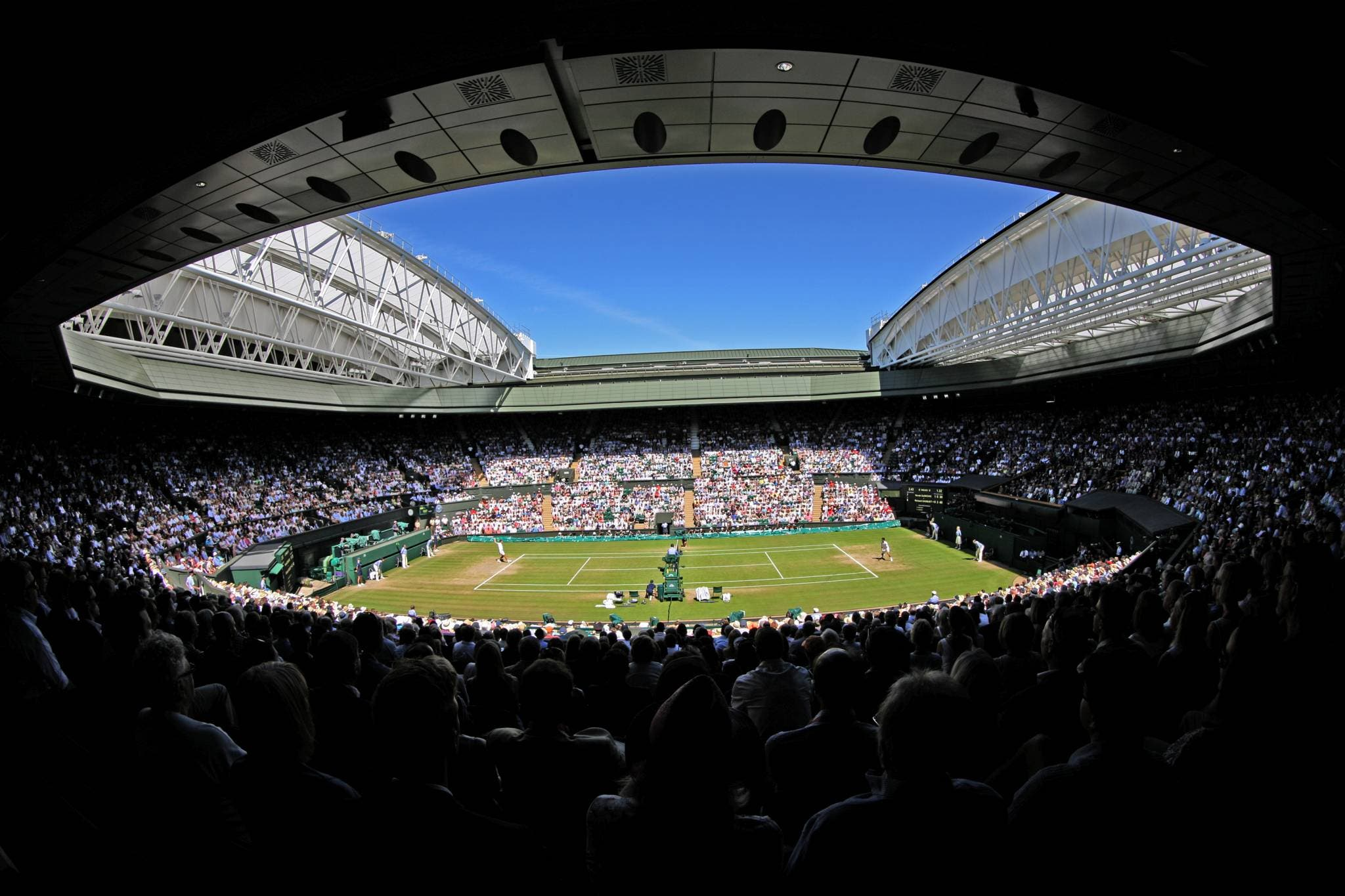 wimbledon middle eastern singles The early rounds at wimbledon provided  with simultaneous coverage in the middle of the week on both its main channel and  all times are eastern.