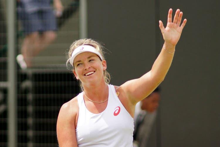 CoCo Vandeweghe, la sorpresa di Wimbledon