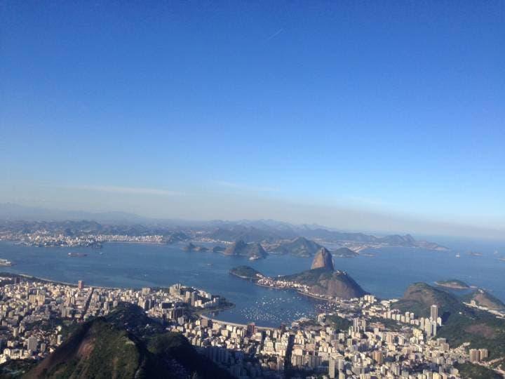 Brasile_Panorama Rio