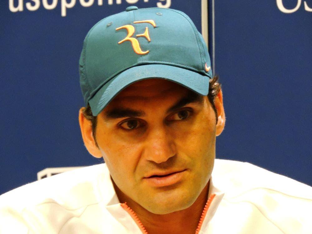 Roger Federer - US Open 2015