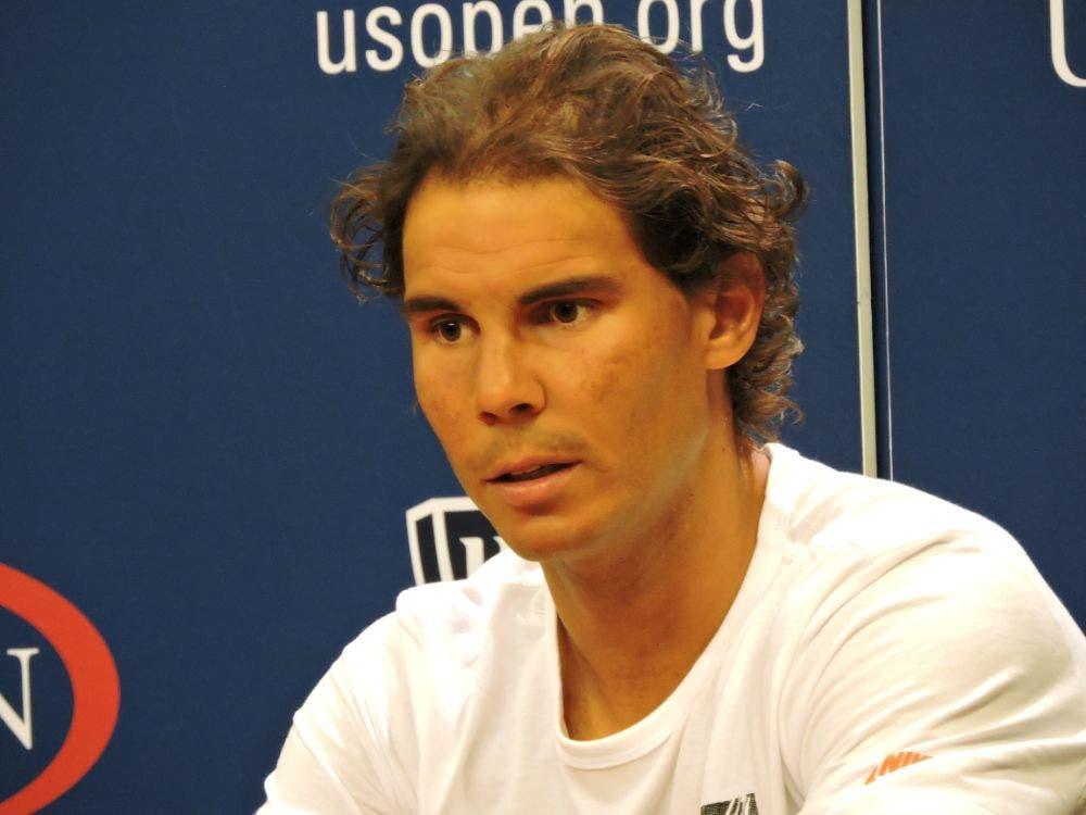 Rafael Nadal - US Open 2015