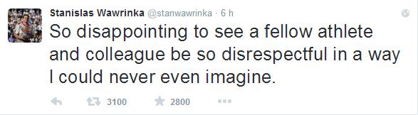 Stanislas Wawrinka   stanwawrinka    Twitter
