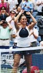 Flavia Pennetta - F US Open 2015 (foto di Art Seitz)