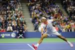 Roger Federer - F US Open 2015 (foto di Art Seitz)