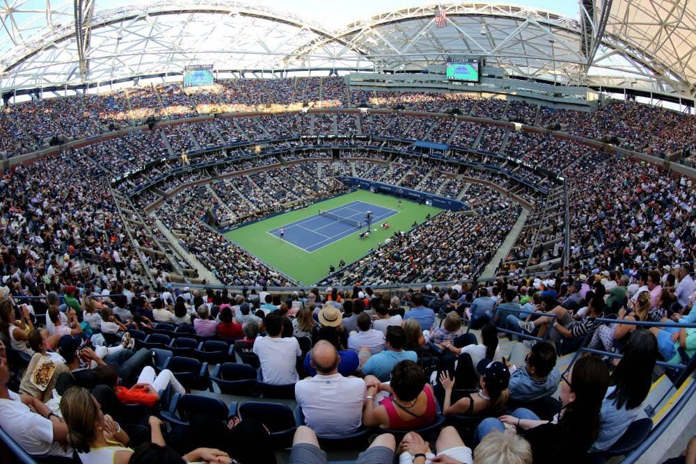 US Open LIVE: Nadal avanti due set a uno