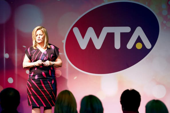 Stacey Allaster, CEO WTA