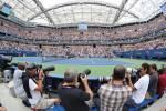 Flavia Pennetta e Roberta Vinci - US Open 2015 (foto di Art Seitz)