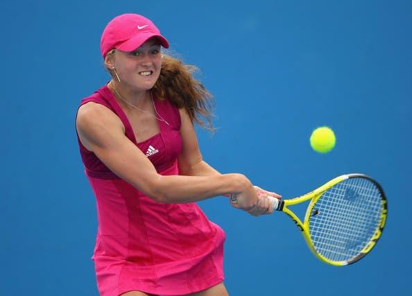 WTA Budapest: grande prova di Sasnovich, eliminata Flipkens