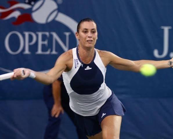 Flavia Pennetta - US Open 2015 (foto di Luigi Serra)