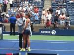 Flavia Pennetta - SF US Open 2015