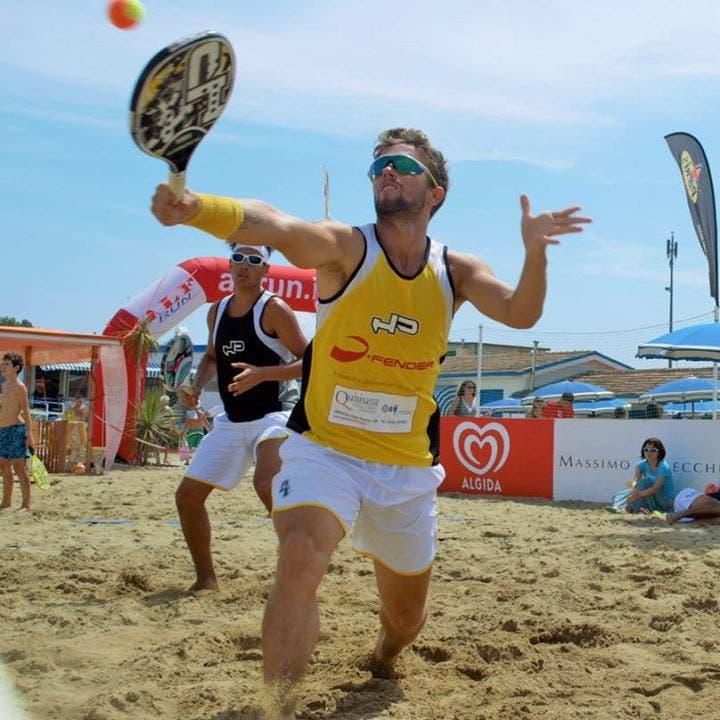 Test Beach Tennis: HP Kobra, palleggio e attacco in scioltezza
