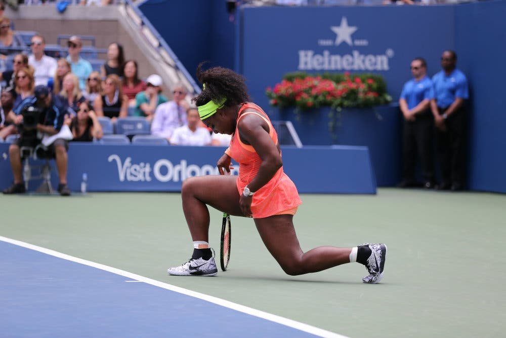 Serena Williams - SF US Open 2015