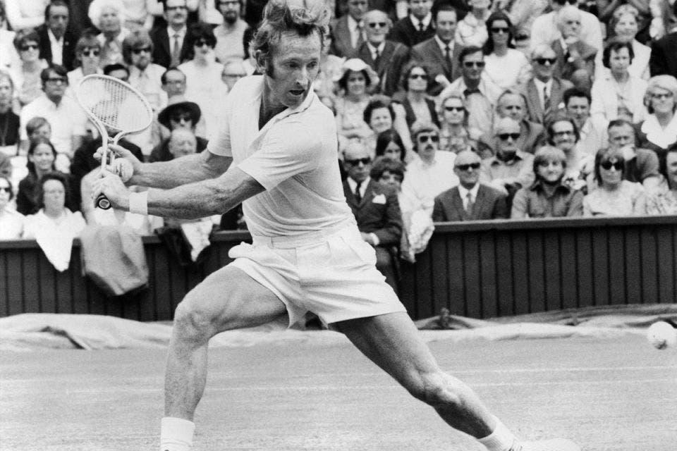 Accadde oggi: la fine del regno di Rod Laver a Wimbledon