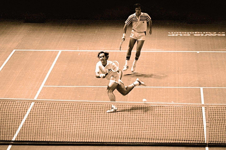 La libreria di Ubitennis: Bertolucci, voce, braccio, penna (e pancia) d'oro del tennis italiano