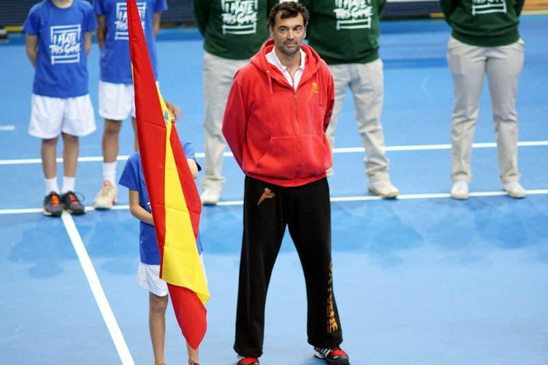 """Bruguera: """"Nadal farà il possibile per giocare la Davis"""""""