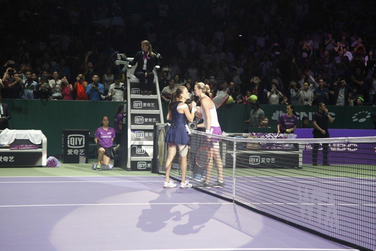 WTA Sydney: si ritirano Petra Kvitova e Agnieszka Radwanska