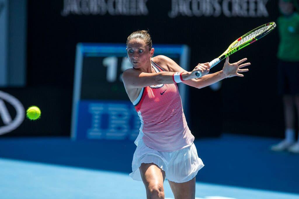 Australian Open, qualificazioni: Vinci saluta il suo ultimo Slam